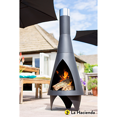 La Hacienda Colorado Medium Chimnea