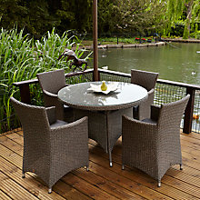 Buy LG Outdoor Saigon Rustic Outdoor Furniture Online at johnlewis.com