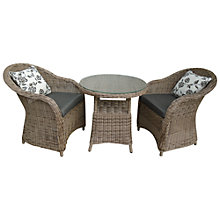 Buy LG Outdoor Saigon Colonial 2-Seater Bistro Set Online at johnlewis.com