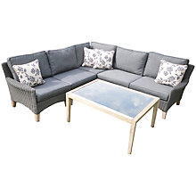 Buy LG Outdoor Hanoi Harbour Modular Lounge Set, FSC-certified (Acacia) Online at johnlewis.com