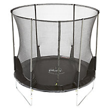 Buy Plum Space Zone II Set: 12ft Trampoline and Accessory Pack Online at johnlewis.com