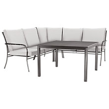 Buy KETTLER Henley Corner Sofa & Table Set Online at johnlewis.com