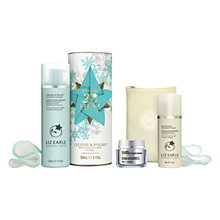 Buy Liz Earle Superskin™ Moisturiser with Natural Neroli Scent, 50ml and Christmas Cleanse & Polish™ Skincare Gift Set with Liz Earle Free Gift: Brightening Treatment Mask™, 50ml Online at johnlewis.com