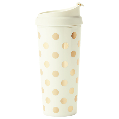 kate spade new york Thermal Mug, Gold