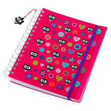 Buy Fourth Wall Brands Milo A5 Notebook With Divide Online at johnlewis.com