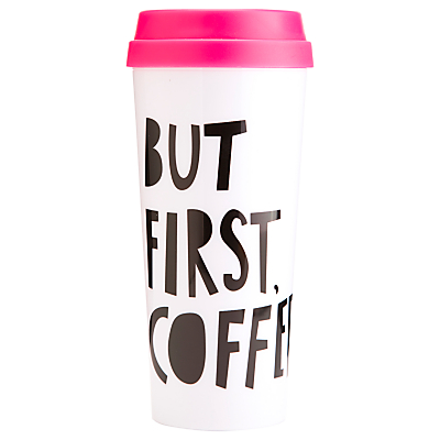 Ban.do Thermal Mug, But First, Coffee