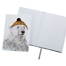 Buy Ohh Deer A5 Soft Notebook Online at johnlewis.com