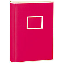 Buy John Lewis Edge Pocket Photo Album Online at johnlewis.com
