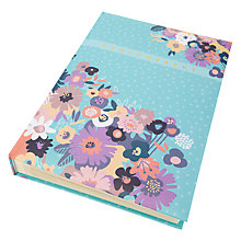 Buy Art File Floral Pop Tall Photo Album Online at johnlewis.com