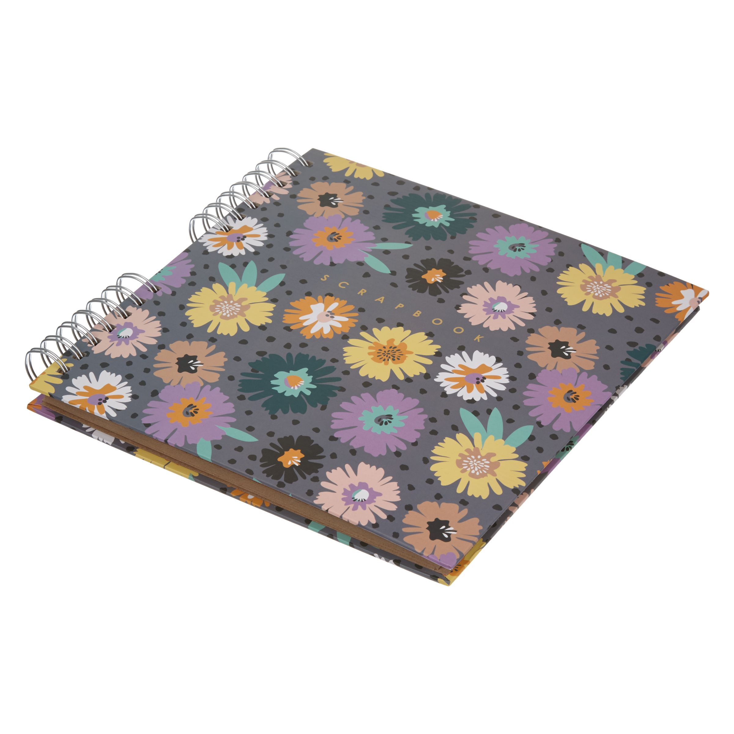 Art File Art File Floral Scrapbook