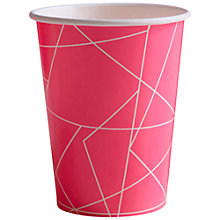 Buy Ginger Ray Neon Cups, Pack of 8 Online at johnlewis.com