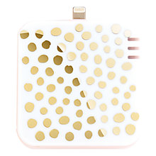 Buy Ban.do Mobile Charger, Petite Party Dots Online at johnlewis.com