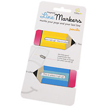 Buy Line Markers Pencils Online at johnlewis.com