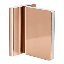 Buy Nuuna Metallic Notebook Online at johnlewis.com