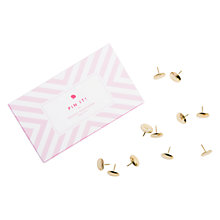 Buy Abigail Warner Box Of Push Pins Online at johnlewis.com