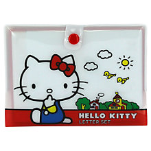 Buy Hello Kitty Vintage Mini Writing Set Online at johnlewis.com