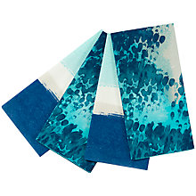 Buy Talking Tables Coastal Paper Disposable Napkins, Pack of 20 Online at johnlewis.com