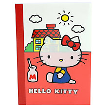 Buy Hello Kitty Vintage A5 Notebook Online at johnlewis.com