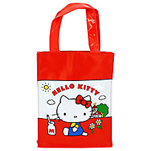 Buy Hello Kitty PVC Tote Bag Online at johnlewis.com