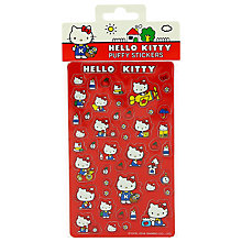 Buy Hello Kitty Puffy Stickers Online at johnlewis.com