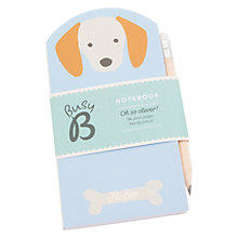 Buy Busy B Doggie Notebook Online at johnlewis.com
