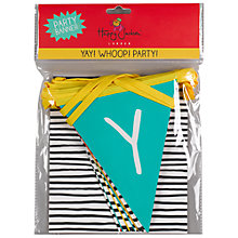Buy Happy Jackson Party Bunting Online at johnlewis.com