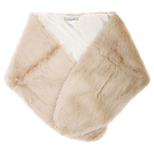 Buy Chesca Faux Fur Wrap Online at johnlewis.com