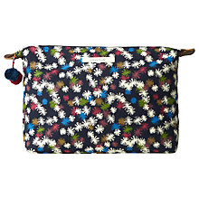 Buy White Stuff Star Print Wash Bag, Multi Online at johnlewis.com