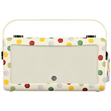 Buy VQ Hepburn Mk II DAB+/FM Bluetooth Digital Radio, Emma Bridgewater Design Online at johnlewis.com