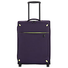 Buy Qubed Newpoint 2-Wheel Small Cabin Suitcase Online at johnlewis.com