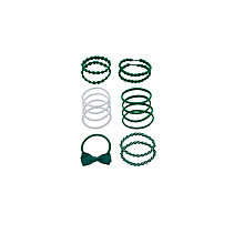 Buy John Lewis Hair Bobble Set, Pack of 15 Online at johnlewis.com
