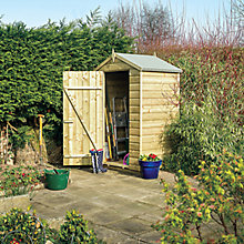 Buy Rowlinson Oxford Shed, 1.3 x 0.94m Online at johnlewis.com