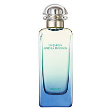 Buy HERMÈS Un Jardin Après la Mousson Eau de Toilette, 100ml Online at johnlewis.com