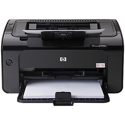 Image of HP LaserJet Pro P1102W Wireless Mono Printer With Wi-Fi & Instant-On Technology