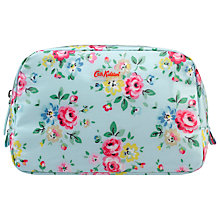 Buy Cath Kidston Box Cosmetic Bag, Latimer Rose Online at johnlewis.com