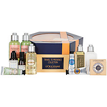 Buy L'Occitane Travel To Provence Ultimate Mini's Collection Online at johnlewis.com