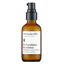 Buy Perricone MD No Foundation Foundation, 59ml Online at johnlewis.com