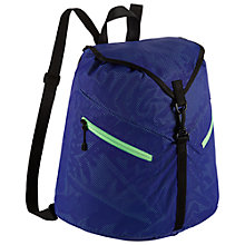 Buy Nike Azeda Backpack, Blue/Black Online at johnlewis.com