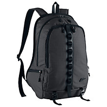 Buy Nike Karst Cascade Backpack, Black Online at johnlewis.com