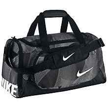 Buy Nike Children's Team Training Duffel Bag Online at johnlewis.com