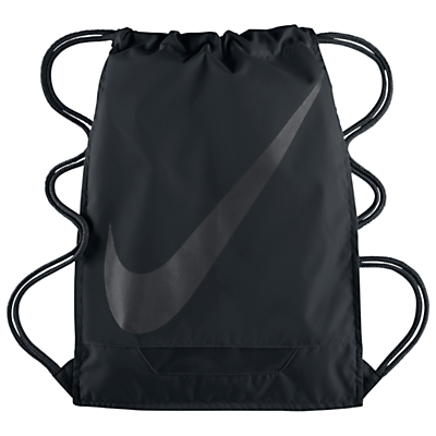 Nike 3.0 Football Gym Sack, Black