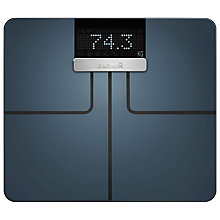 Buy Garmin Index Smart Scale, Black Online at johnlewis.com