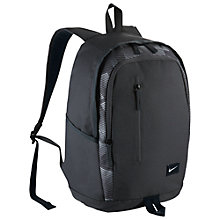 Buy Nike All Access Soleday Backpack, Grey Online at johnlewis.com