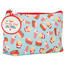 Buy Natural Products Fast Food Beauty Bag Online at johnlewis.com