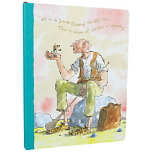 Buy Roald Dahl A5 Journal Online at johnlewis.com