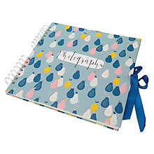 Buy Art File Squeeze Spiral Bound Photograph Album Online at johnlewis.com