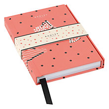 Buy Radley Fleet Street A6 Case Bound Journal Online at johnlewis.com