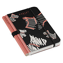 Buy Radley Fleet Street Mini Notebook & Pencil Online at johnlewis.com
