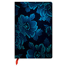 Buy Paperblanks Blue Muse Notebook, Mini Online at johnlewis.com