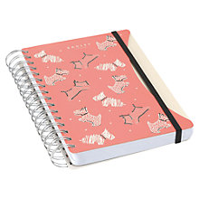 Buy Radley Fleet Street A5 Wiro Notebook Online at johnlewis.com